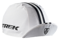 Kopfbedeck Bont Cotton Cycling Cap Einheitsgr Trek White - Bike Maniac