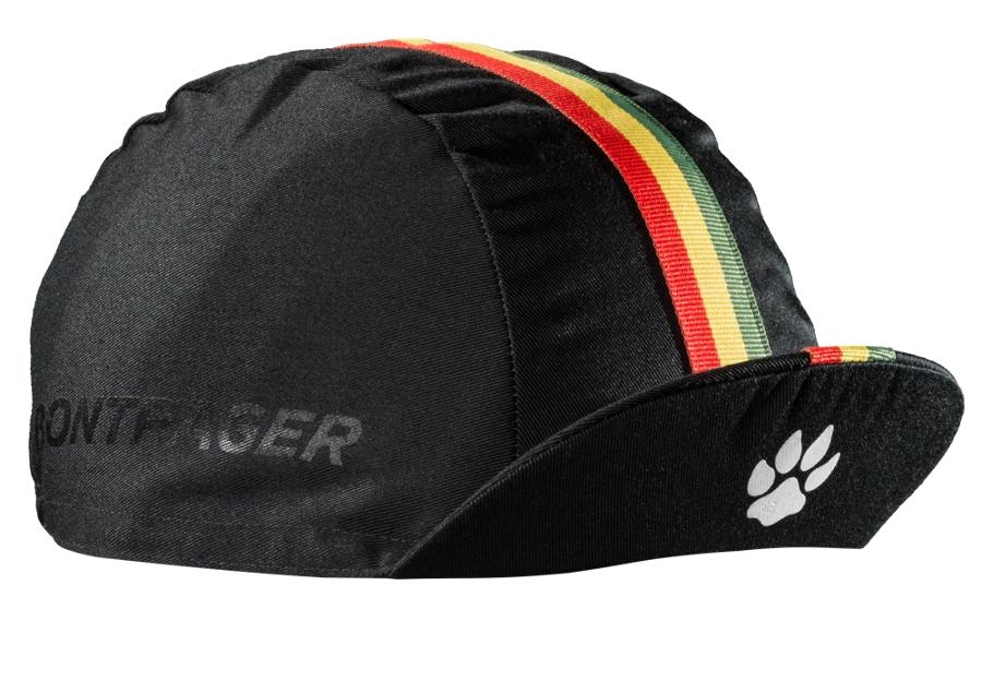 Bontrager Kopfbedeckung Cotton Cycling Cap EG Heritage - Bontrager Kopfbedeckung Cotton Cycling Cap EG Heritage
