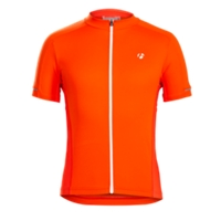 Bontrager Trikot Starvos L Deep Tomato Orange - RADI-SPORT alles Rund ums Fahrrad