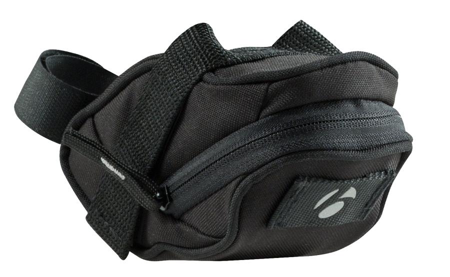 Bontrager Tasche Seat Pack Comp S Black - Bontrager Tasche Seat Pack Comp S Black