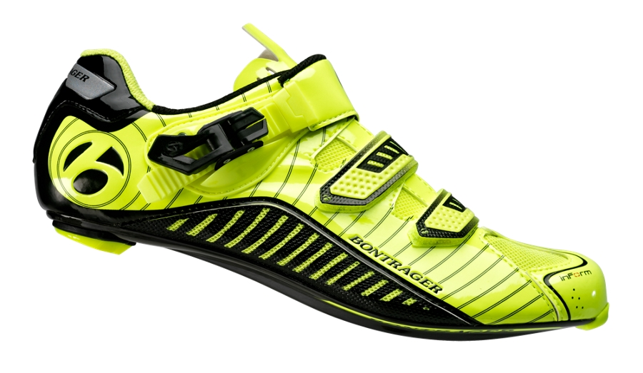 Bontrager Schuh RL Road 39 Visibility Yellow - Bontrager Schuh RL Road 39 Visibility Yellow