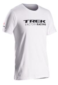 Bontrager Shirt TFR T-Shirt XL TFR White - schneider-sports
