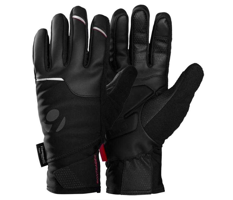 Bontrager Handschuh Velocis S1 Softshell XS Black - Bontrager Handschuh Velocis S1 Softshell XS Black