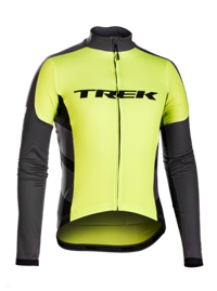 Bontrager Trikot Specter Thermal Long Sleeve XS Vis Yellow - Bike Maniac