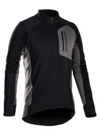 Bontrager Trikot Evoke Thermal Long Sleeve S Black - RADI-SPORT alles Rund ums Fahrrad