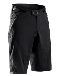 Bontrager Short Evoke Stormshell XS Black - Bike Maniac