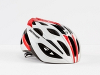 Bontrager Helm Starvos S Red/White - Bike Maniac