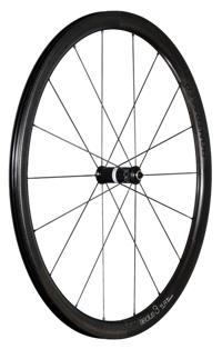 Bontrager Vorderrad Aeolus 3 TLR Clincher Black - Bike Maniac