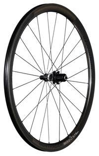 Bontrager Hinterrad Aeolus 3 TLR Clincher Shim11 Black - Bike Zone