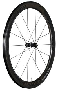 Bontrager Vorderrad Aeolus 5 TLR Clincher Black - Bike Maniac