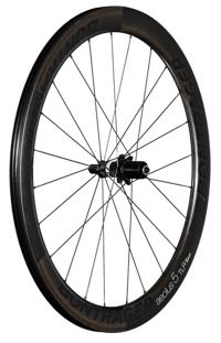 Bontrager Hinterrad Aeolus 5 TLR Clincher Shim11 Black - Bike Zone