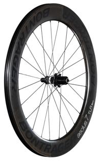 Bontrager Hinterrad Aeolus 7 TLR Clincher Shim11 Black - Bike Zone