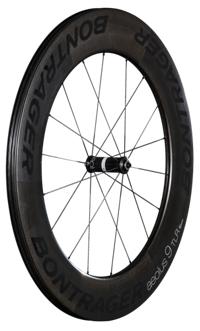 Bontrager Vorderrad Aeolus 9 TLR Clincher Black - 2-Rad-Sport Wehrle