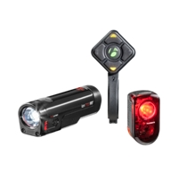 Bontrager Beleuchtung Transmitr Wireless Light Set & Remote - Bike Maniac