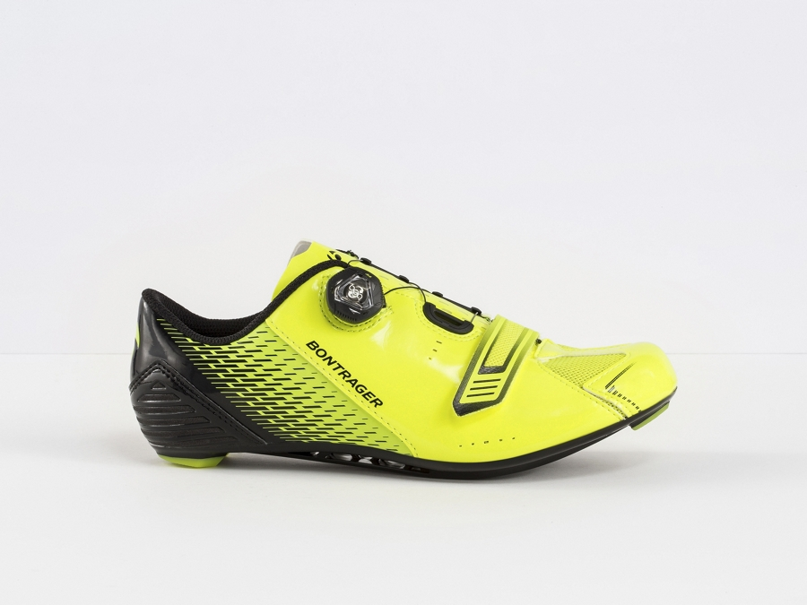 Bontrager Schuh Specter 41 Visibility Yellow/Black - Bontrager Schuh Specter 41 Visibility Yellow/Black