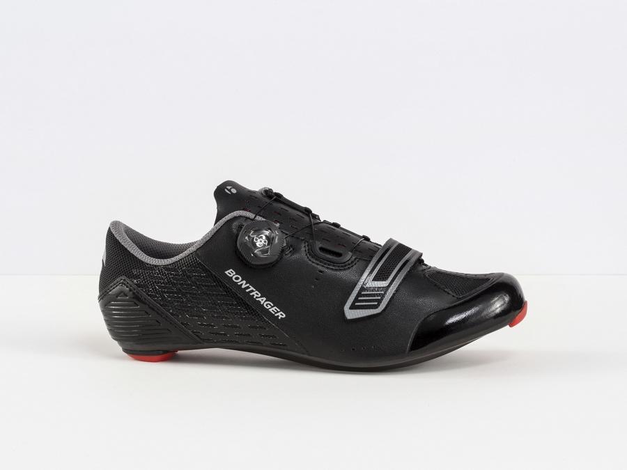 Bontrager Schuh Velocis 48 Black - Bontrager Schuh Velocis 48 Black