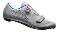Bontrager Schuh Meraj Womens 40 White/Cyan - Fahrräder, Fahrradteile und Fahrradzubehör online kaufen | Allgäu Bike Sports Onlineshop