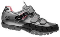 Bontrager Schuh Evoke DLX Womens 36 Gun Metal - Zweirad Homann