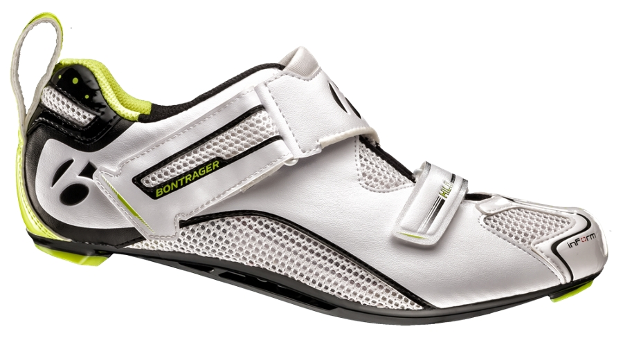 Bontrager Schuh Hilo 48 White - Bontrager Schuh Hilo 48 White