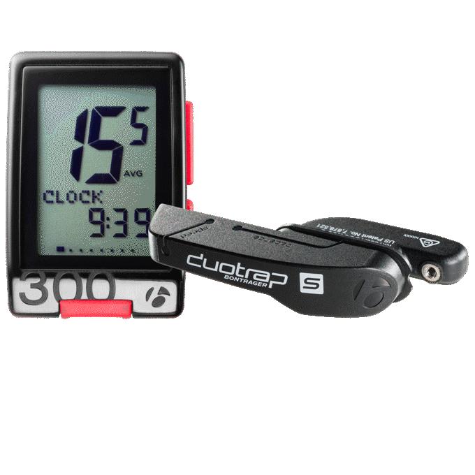 Bontrager Duotrap S Digital Sensor Bike Computers Amp Gps