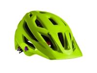 Bontrager Helm Rally Green/Purple S CE - Bike Maniac