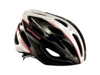 Bontrager Helm Starvos S Black/White/Pink - Bike Maniac