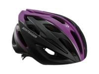Bontrager Helmet Starvos Womens Black/Purple Small CE - Bike Maniac