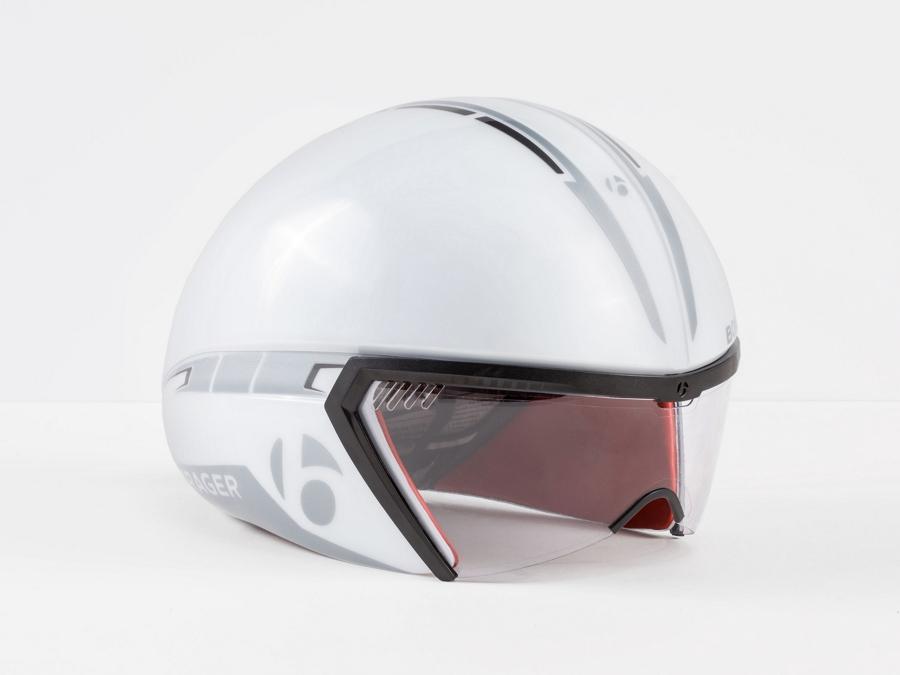 Bontrager Helm Aeolus S/M White CE - Bontrager Helm Aeolus S/M White CE