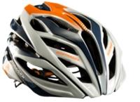 Bontrager Helm Specter S White/Fathom - Bike Maniac