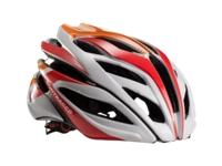 Bontrager Helm Specter S White/Red/Orange - Bike Maniac
