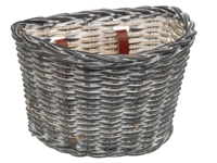 Electra Basket Wicker Black - Bike Maniac