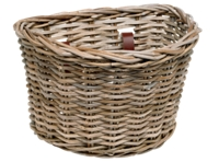 Electra Basket Wicker Grey - Bike Maniac