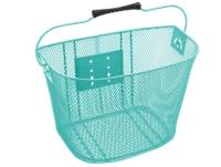 Electra Basket QR Steel Mesh Light Blue - Bike Maniac