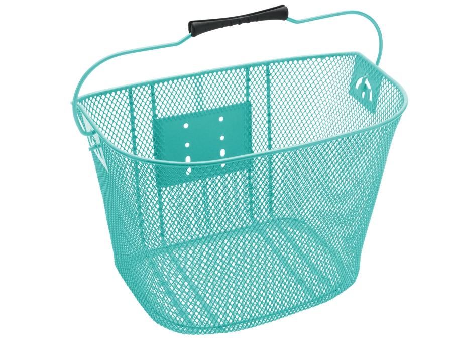 Electra Basket QR Steel Mesh Light Blue - Electra Basket QR Steel Mesh Light Blue