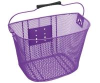 Electra Basket QR Steel Mesh Purple - 2-Rad-Sport Wehrle