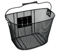 Electra Basket QR Steel Mesh Black - Bike Maniac