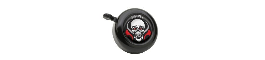 Electra Bell Skull Black - Electra Bell Skull Black