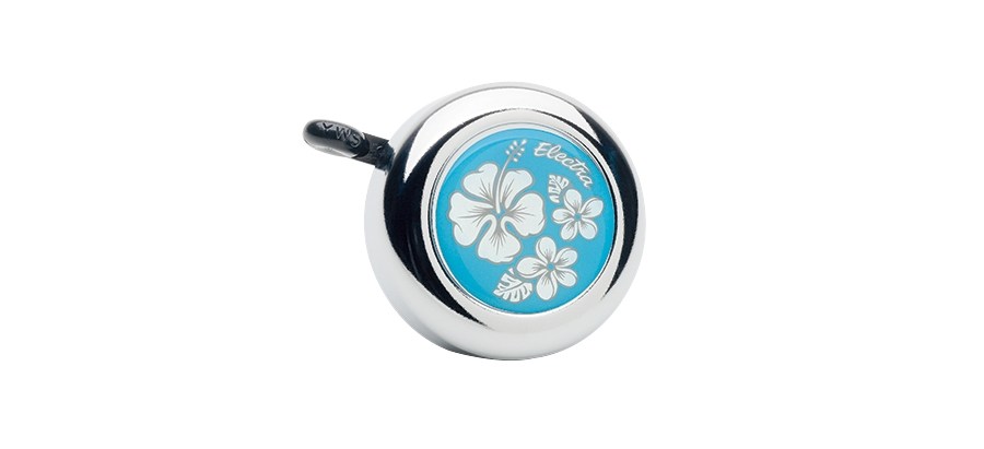 Electra Bell Baby Blue Hawaii Chrome - Electra Bell Baby Blue Hawaii Chrome