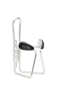 Electra Water Bottle Cage Alloy Button Silver - Bike Maniac