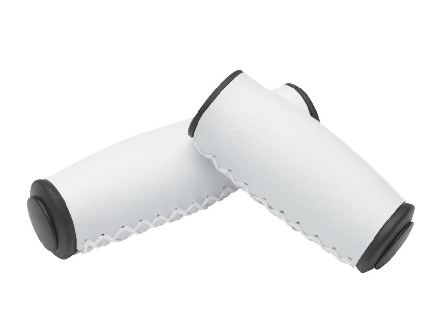 Electra Grip Ergo Long/Short White - Electra Grip Ergo Long/Short White