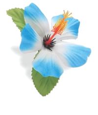 Electra Bar Part Hawaii Flower Blue - Bike Maniac