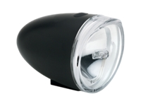 Electra Light Bullet LED Black Front - Bike Maniac