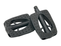Electra Pedal Barefoot 1/2in Spindle Black - Bike Maniac