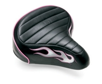 Electra Saddle Betty w/Springs Black/Pink - schneider-sports