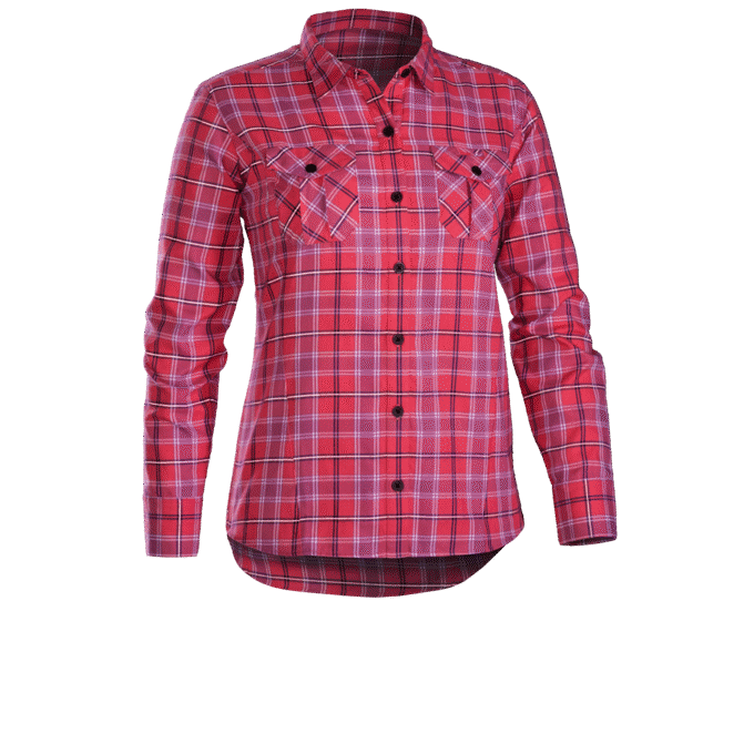Bontrager Lucette Flannel Long Sleeve Women's Shirt