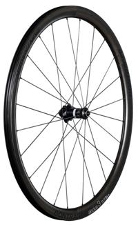 Bontrager Vorderrad Aeolus 3 TLR Disc Clincher Black - 2-Rad-Sport Wehrle