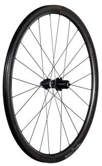 Bontrager Hinterrad Aeolus 3 TLR Disc Clincher Shim11 Black - Bike Maniac