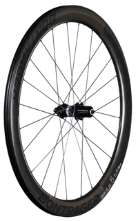 Bontrager Hinterrad Aeolus 5 TLR Disc Clincher Shim11 Black - Bike Maniac