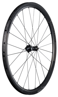 Bontrager Vorderrad Aeolus 3 Disc D3 Tubular Black - Bike Maniac