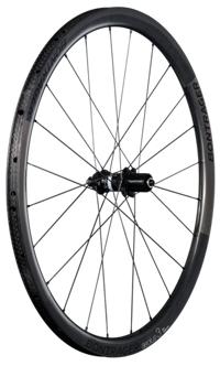Bontrager Hinterrad Aeolus 3 Disc D3 Tubular Shim11 Black - Bike Maniac